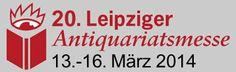 20. Leipziger Antiquariatsmesse | BuecherSammler