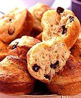 Banana Chocolate Chip Mini Muffins