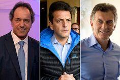 BLOG DO IRINEU MESSIAS: Argentina: Kirchnerismo sai líder nas primárias, m...
