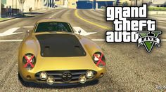 HAVE FUN WITH |Benefactor Stirling GT| LET'S PLAY GTA 5 ONLINE
