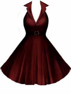 BlueBerryHillFashions: Rockabilly Retro Dress Designs for the Plus Sized Rockabettie | BlueBerryHillFashions.com