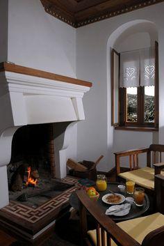 Inside traditional house - Stemnitsa village in Arcadia