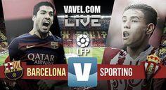 El Barcelona reacciona a base de goles y se mantiene líder (6-0)