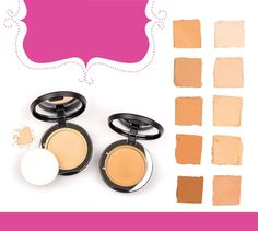 Flash sale cream and powder foundation set