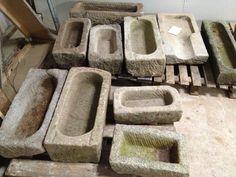 Trog, Tröge, antike brunnen