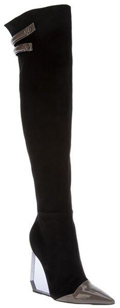 POLLINI Knee High Boot