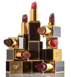 Tom ford makeup | Lipsticks from Tom Ford Beauty, a line that grew out of a ...
