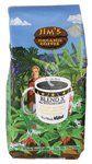 Jim's Organic Coffee, 100% Organic Witches Brew Coffee Beans, 6/12 Oz - http://goodvibeorganics.com/jims-organic-coffee-100-organic-witches-brew-coffee-beans-612-oz/