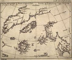 A reproduction of the Zeno map from a 1793 book. Source: Wikimedia Commons