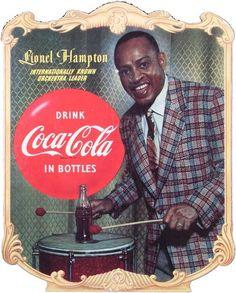 Lionel Hampton for Coca-Cola
