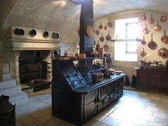 Cuisine du Chateau de Chenonceau (3)