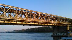 Stary most Bratislava, Bridge, Bridges, Attic, Bro