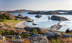The Sweden Countryside Road Trip: From Gothenburg to Granna Oh The Places You'll Go, Places To Travel, Travel Destinations, Places To Visit, Oslo, Empty Road, Gothenburg, Exotic Places, Safari