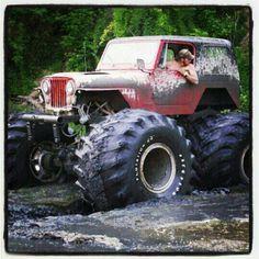 Big enough tires?