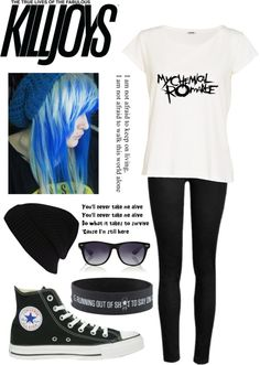 """""""My Chemical Romance"""" by mkayskies12 ❤ liked on Polyvore"""