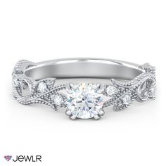Unique Diamond Rings, Diamond Bands, Diamond Wedding Bands, Unique Rings, Diamond Engagement Rings, Intricate Engagement Ring, Wedding Anniversary Rings, Gold Wedding Rings, Wedding Jewelry
