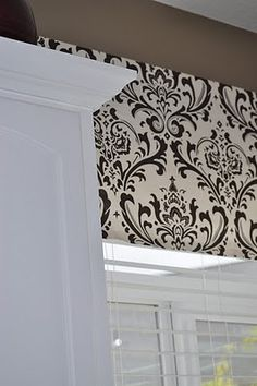 Be Different...Act Normal: Cheap and Easy Valance