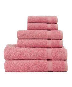 Lobster Luxury Turkish Cotton Bath Towel Set  zulilyfinds 75b556b54