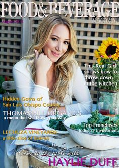 Food & Beverage Magazine August 2015