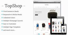 Top Shop - Multi-purpose WooCommerce theme (WooCommerce) Download - PROFIREFOX