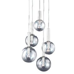 I pinned this Sonneman Bubbles Pendant from the sfa design event at Joss and Main!