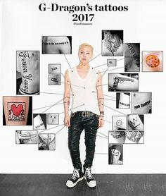 #gdstyle #tattoo #gdragon