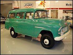 1955 Chevrolet Suburban