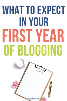 Blogging for beginners: find out what to expect in your first year of blogging after you start a blog. Here's an in-depth report on my first year of blogging: a look back on my successes & mistakes. Find out what kind of blog traffic I got in my first year and what you can expect in your first year of blogging or in your first months of blogging. #bloggingforbeginners #blogtrafficreport #startablog #bloggingreport