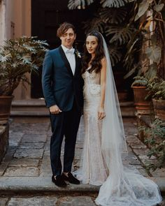 """– Green Wedding Shoes & Jen (@greenweddingshoes) på Instagram: """"As touring musicians, these two have traveled to a LOT of magical places...but it was San Miguel De…"""""""