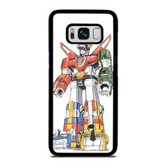 VOLTRON LEGENDARY DEFENDER Samsung Galaxy S3 S4 S5 S6 S7 Edge S8 Plus Note 3 4 5 8
