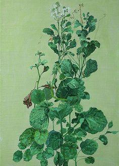 回綠‧油畫‧30P‧2009 | por SHOW GALLERY