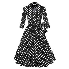 online shopping for Babyonlinedress Babyonline Sleeve Classy V Neck Audrey Hepburn Style Rockabilly Dress from top store. See new offer for Babyonlinedress Babyonline Sleeve Classy V Neck Audrey Hepburn Style Rockabilly Dress Robes Vintage, Vintage Style Dresses, Vintage Outfits, Vintage Fashion, 50 Style Dresses, Vestidos Vintage, Black Women Fashion, Womens Fashion, Fall Fashion
