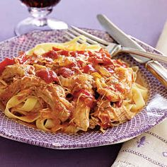 Save Time with Slow Cooker Chicken | Hungarian Chicken with Smoked Paprika | MyRecipes