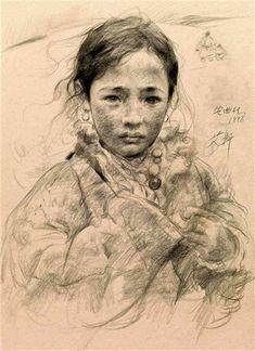 Village Girl, Ai Xuan