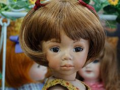 Alissa or Ali - Am. Friend of Bleuette (Effner mold by Candy Anderson)