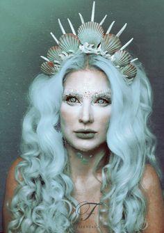 Arctic mermaid, www.etsy.com/shop/Fairytas