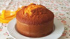 Bizcocho de naranja jugoso y esponjoso ¡Delicia total! Cake Cookies, Cupcake Cakes, Homemade Cake Recipes, Pan Dulce, Easy Bread, Almond Cakes, Savoury Cake, Chocolate Desserts, No Bake Desserts
