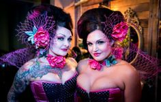 Photos from the 2014 Edwardian Ball in San Francisco - SF Unzipped
