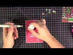 A Video by Stephanie Klauck using the Simon Says Stamp November 2014 card kit.