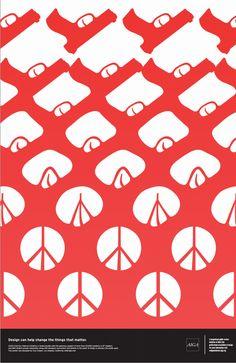 guns - peace
