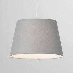 grey ceiling shade simple elegant