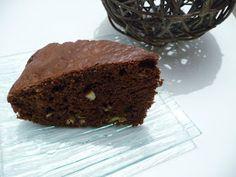 Papilles On/Off: Gâteau au chocolat, fromage blanc et noisettes (au thermomix)
