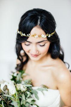 #Headpiece von anoushka (DaWanda) #Brautschmuck #Hochzeit