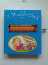 Rock-A-Bye, Baby (Music Box Books), illustrations by Eloise Wilkin Rock A Bye Baby, Baby Music, Clarinet, Baseball Cards, Box, Tutorials, Illustrations, Illustration, Boxes