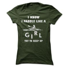 Awesome shirt! My mom and I have this motto!