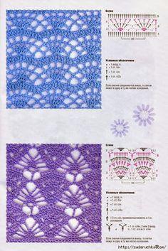 Crochet and arts: crochet patterns