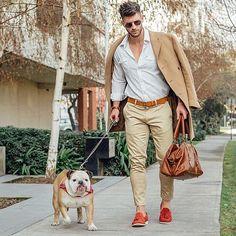 Walk your dog in style @valentinbenet