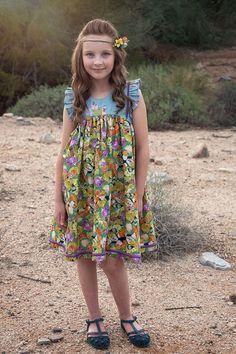 Clara Dress, Top & Shorts - Violette Field Threads  - 3