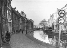 De Lange Mare Leiden Netherlands, Vintage Photography, Big Ben, Holland, Places To Visit, History, City, Travel, Nostalgia