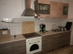 Meine Küche Nach Dem Selbst Aufbau(ganz Alleine)....vorher